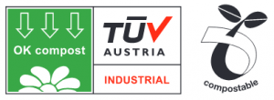 Compostable TUV Austria