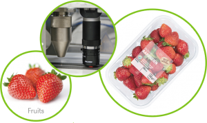 PerfoTec Laser with Strawberries