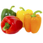 Bell peppers and PerfoTec LinerBag